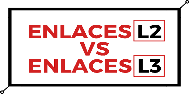 Switch Cisco – Enlaces L2 vs L3