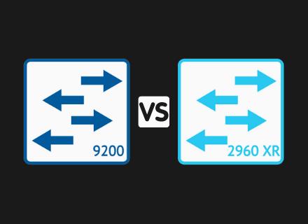 Cisco c9200 vs 2960x 6 Funciones de Ultima Generación